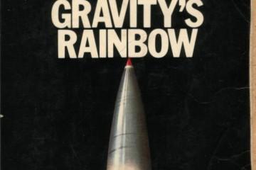 Thomas Pynchon Gravity's Rainbow cover