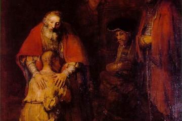 prodigal son, painting, pynchon