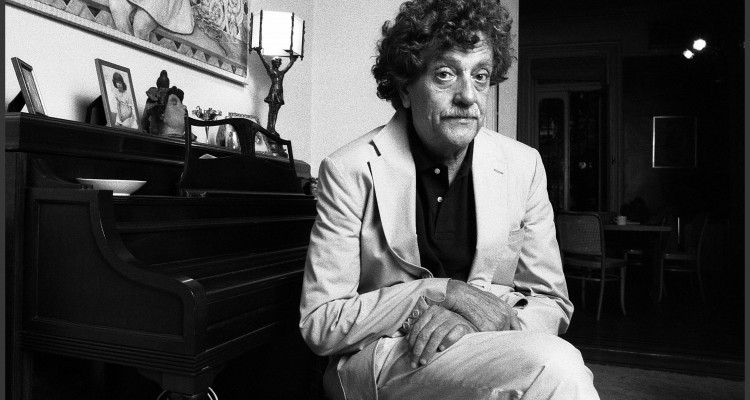 Portrait Of Kurt Vonnegut
