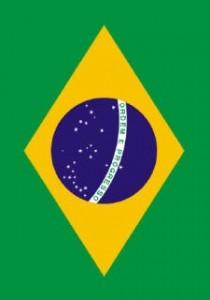 Brazil's flah
