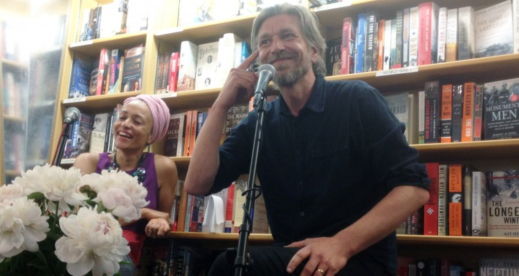 Zadie Smith and Karl Ove Knausgaard