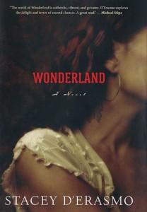 Wonderland novel cover
