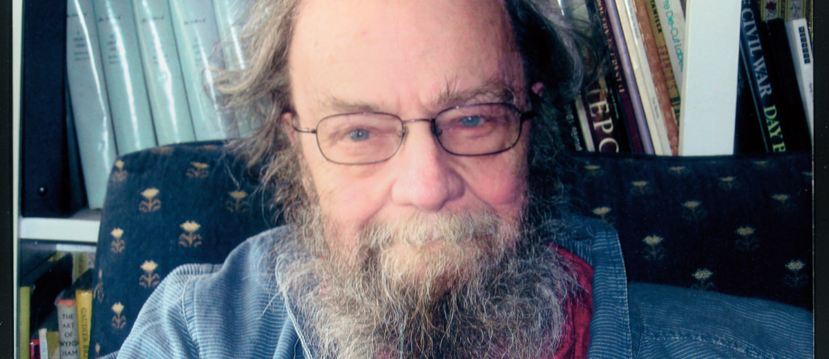 INTERVIEW: Donald Hall, author of Essays After Eighty