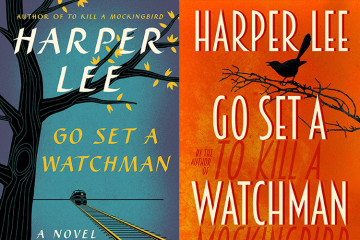 Harper Lee covers