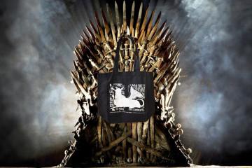 Canvas Throne