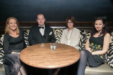 Kathryn Harrison, Alexander Chee, Delia Ephron, and Hannah Tinti