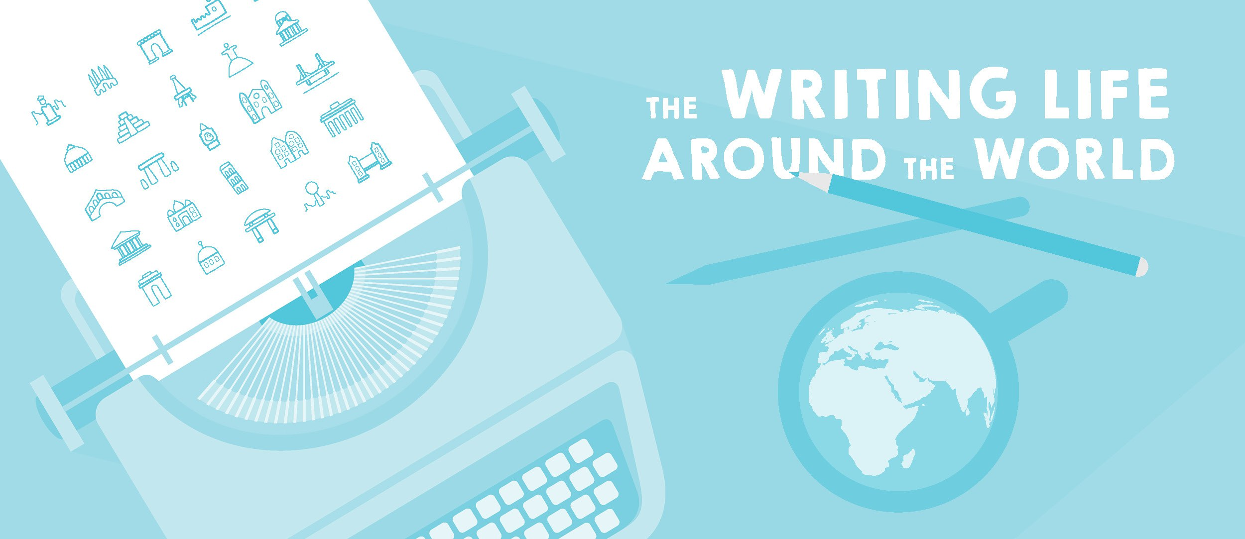 Writing Life Around the World
