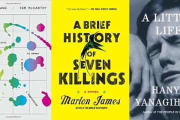 Man Booker shortlist