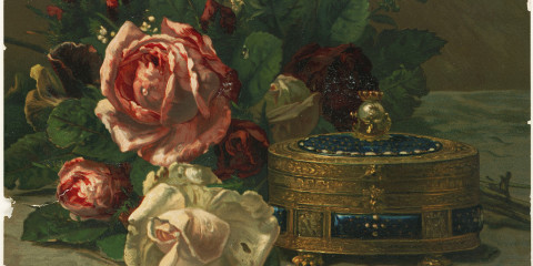 Still Life with Jewel Box