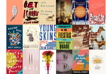 Best short story collections 2015