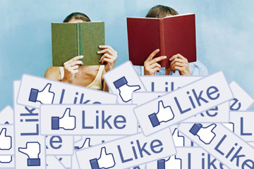 books and likes