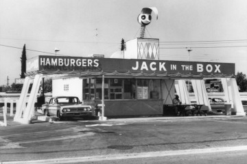 Jack in the Box burgers