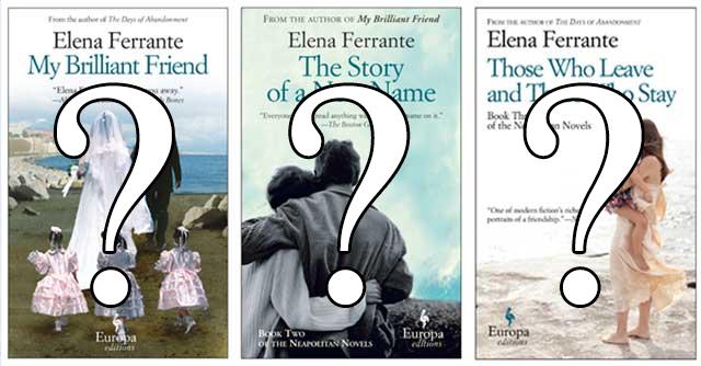 Ferrante author