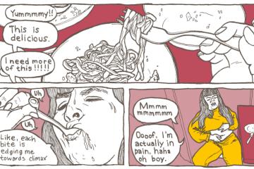 Okey Panky comic