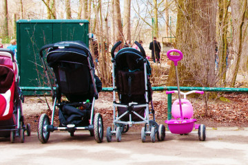 strollers crop