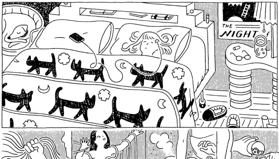 Okey-Panky comic